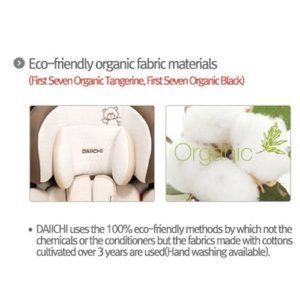 Daiichi First 7 Organic Fabric Materials